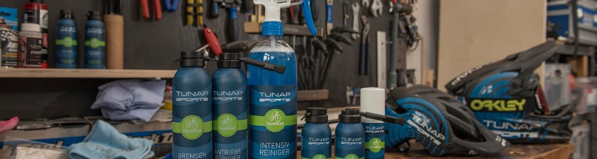 TUNAP Sports Bike Care